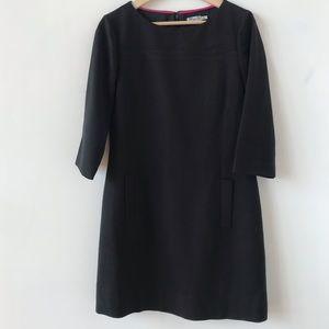 Eliza J black dress